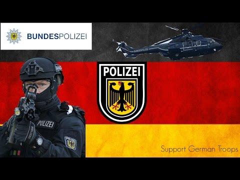 Die neue Spezialeinheit der Bundespolizei BFE/ Danke an alle Einsatzkräfte!
