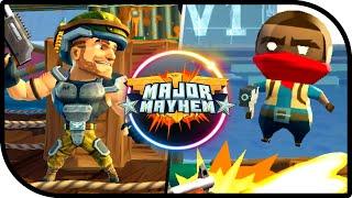 Major Mayhem 2 Gun Shooting Action - Gameplay Walkthrough Part 1 . screenshot 5