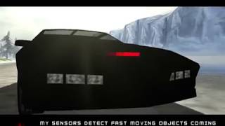"Knight Rider: The Game 2 PC GAMEPLAY Mission 1- ""The Mountains"""