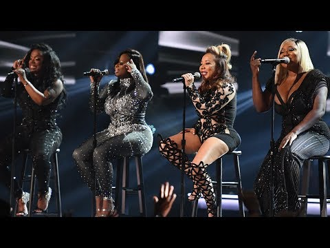 Xscape Reunites At 2017 BET Awards With Throwback Performance