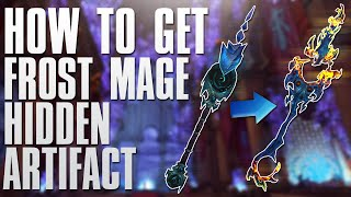 Legion: How To Get Mage Hidden Artifact Staff!