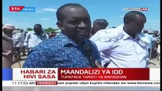 Hivi sasa: Maandalizi ya Idd yanoga huku Ramadhan ikitamatika