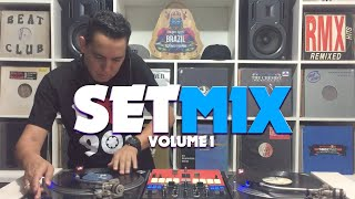 Set Mix Vol 1 by DJ Marquinhos Espinosa (Hard House 90's).
