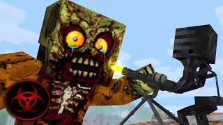 Monster School - SAD ZOMBIE APOCALYPSE - Minecraft Animation