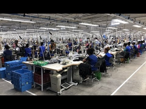 Ethiopia: Italian company Calzedonia Group inaugurates ITACA Textile Plc in Mekelle