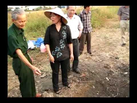 Boc mo liet si Nha lao Tan Hiep BH DN Cô Vũ Thị Hòa P3
