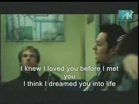 Savage Garden   I Knew I Love You(With Lyrics On It)