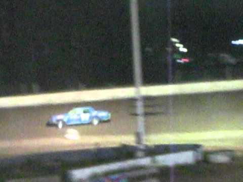 8-27-11 Robert Mueller Pure Stocks Feature North Central Speedway