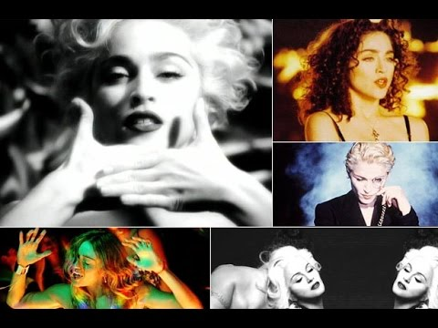 Top 15: Madonna's Best Music Videos (HD)