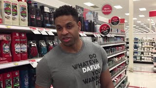 One of Hodgetwins Vlogs's most viewed videos: Trolling Keith's Family | Shopping At Target | @hodgetwins