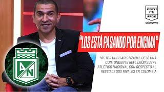 ¡Debate caliente en #ESPNFC! #Aristizábal afirmó que: