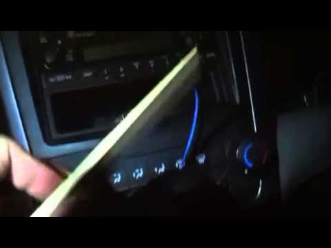 How To Get A Stuck CD Out Of Your Car CD Player
