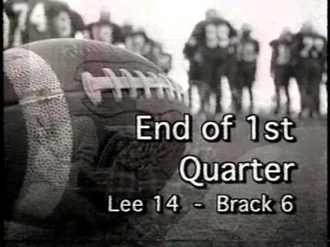PART 2   S A  Brackenridge VS S A  Lee Warren McVea   Linus Baer