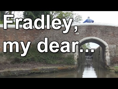 92. Alrewas to Fradley Junction on my canal narrowboat.