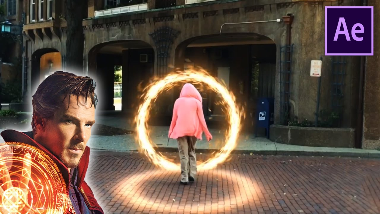 Doctor Strange Photo Editor