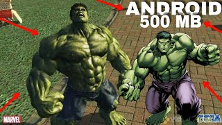 HOW TO DOWNLOAD THE HULK GAME HIGHLY COMPRESSED AND HIGH GRAPHICS PPSSPP