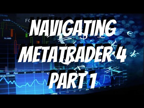 Navigating MetaTrader 4 Part 1 Guide For Forex Beginners