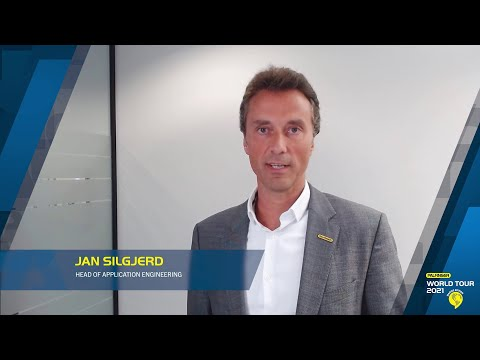 PALFINGER World Tour 2021 MARINE EDITION - Expert Talk:  Fully Electric Offshore Cranes