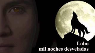 Santos Chávez - LOBO (primer single 2015) (Video Lyrics)