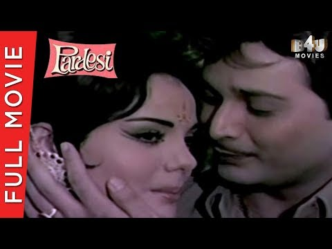Pardesi | Full Hindi Movie | Biswajeet, Mumtaz | Full HD 1080p