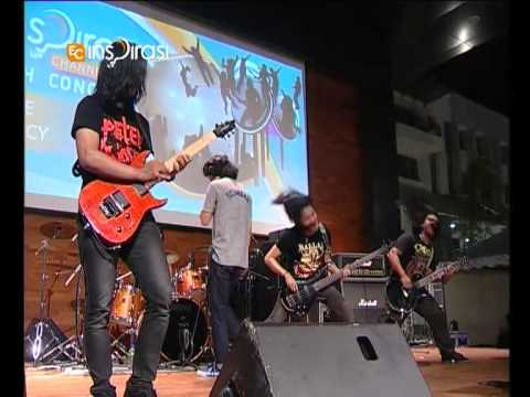 Massacre Conspiracy - Obey @ EC Inpsirasi Launch Concert