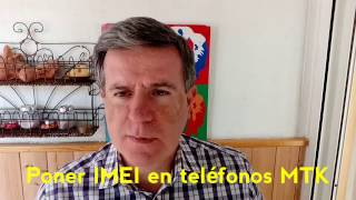 Como recuperar IMEI en Android sin root