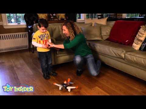 U-Command Dusty Plane - Toy Insider Kids Review