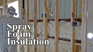 Spray Foam Insulation Barndo 158 - The Barndominium Show - E89