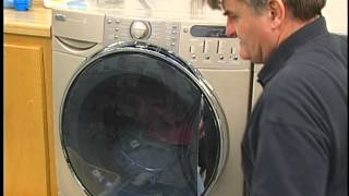 Front Load Washing Machine Won't Fill or Rinse: Washer Troubleshooting Video by Sears Home Services