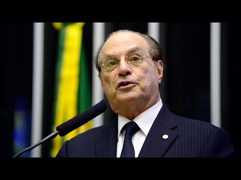 Paulo Maluf tem mandato cassado pela Câmara dos Deputados | SBT Brasil (22/08/18)