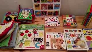 Best Board Books for Babies and Toddlers 6 months to 3 years old