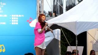 獨家視角 - 陶妍霖  - 原來愛是這樣 - 20121111 - 台北捷運出口音樂節