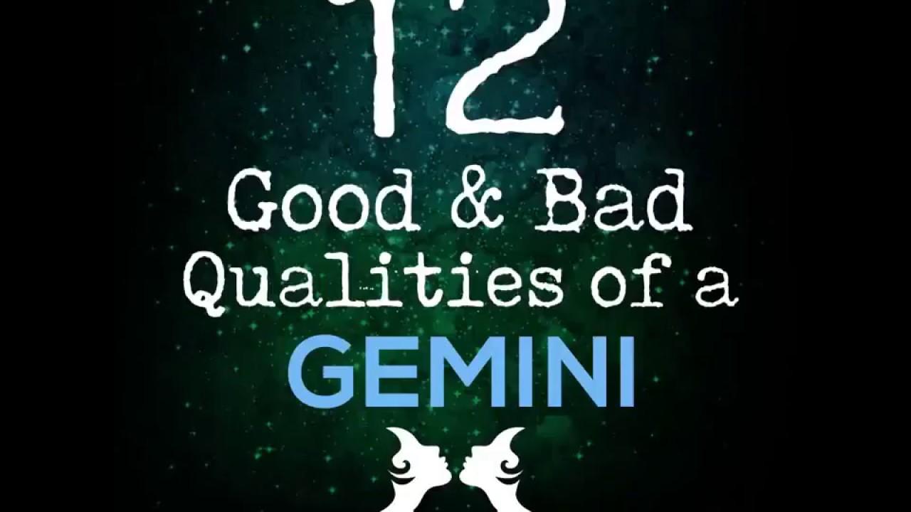 12 Good & Bad Qualities Of A Gemini