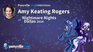 Amy Keating Rogers Interview