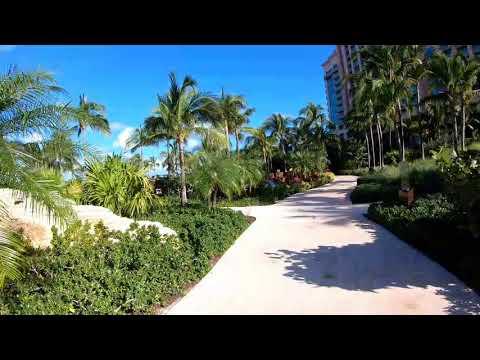 Work vacation Bahamas FHIA 2017