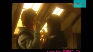 大政絢 濃厚キスシーンお宝画像動画集!! セブンティーンの大政絢がド...
