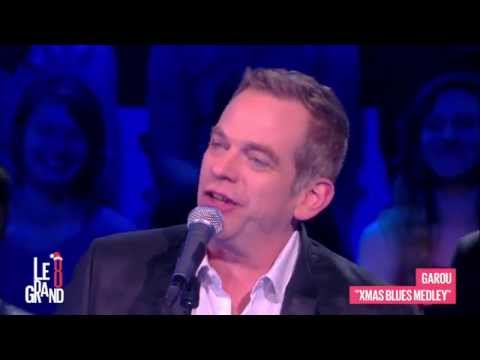 Garou - Xmas Blues Medley (Live @ Le Grand 8)