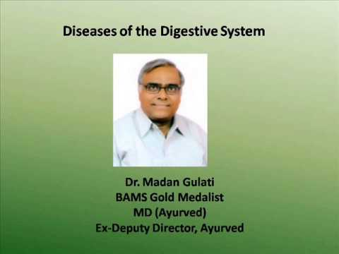 Diseases of Digestive System