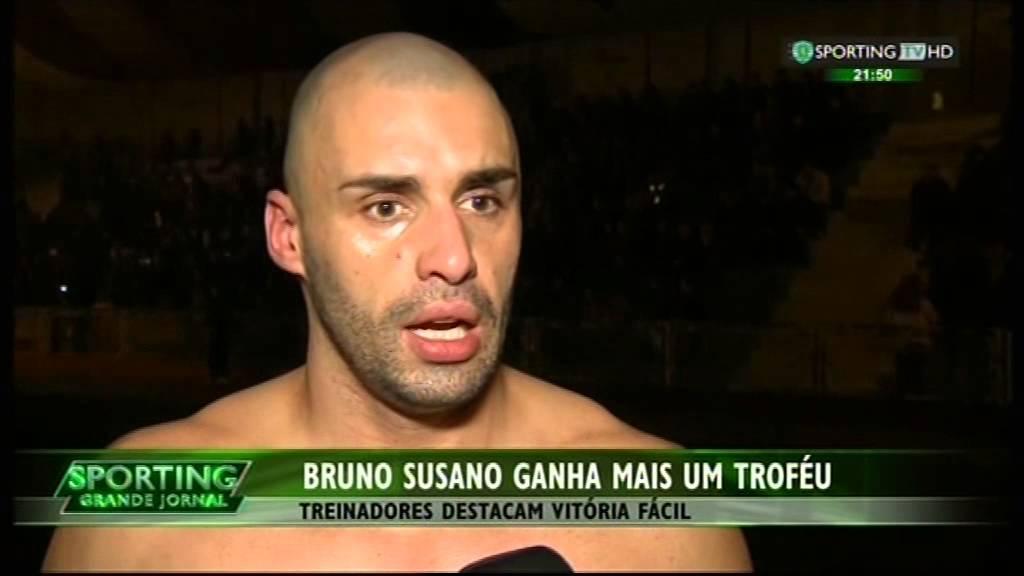 KickBoxing :: Bruno Susano (Sporting) campeão ibérico 25/01/2015