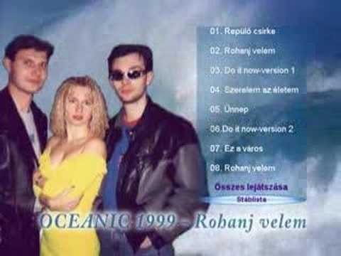 Oceanic & Makai Rap Band (DVD menü)