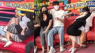 (With subs) 이게 머선 일이고? 2층 침대!?…