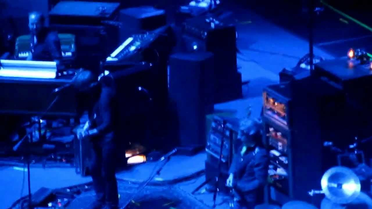 Phish Bouncing Around The Room Good Times Bad Times Msg New York Phish 12 28 12 Youtube