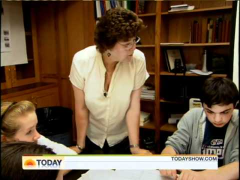 2010 Today Show Featuring Boston Latin School Green Roof