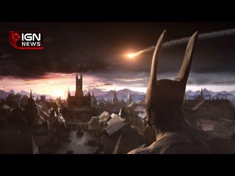 IGN News - Infinite Crisis  D.C. Comics & Warner Bros. Announce MOBA