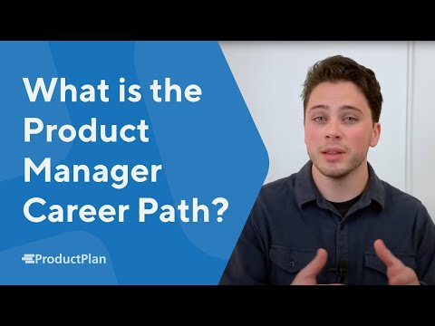 What is the product manager career path?