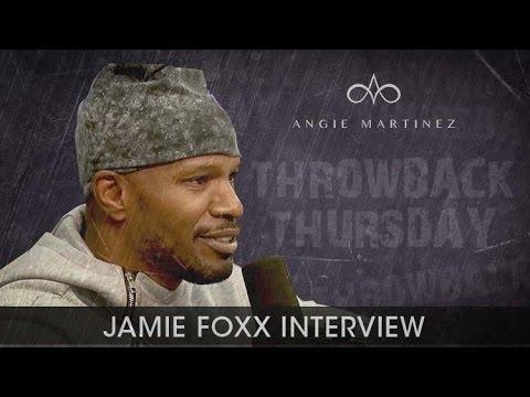 #TBT Jamie Foxx Talks Meeting Chris Brown's Daughter + More