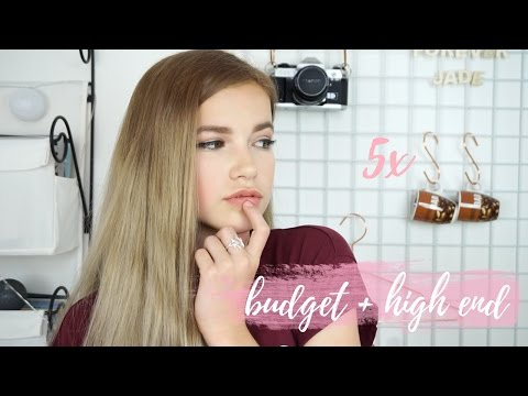 5 FAVORIETE BUDGET + HIGH END BEAUTY PRODUCTEN ✗ Forever Jade
