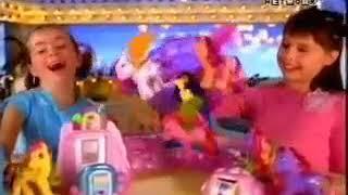 My little pony rainbow wishes amusement park comercial