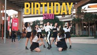 Kpop In Public Challenge Somi 39 BIRTHDAY 39 9BIT X CHELLI in Australia.mp3