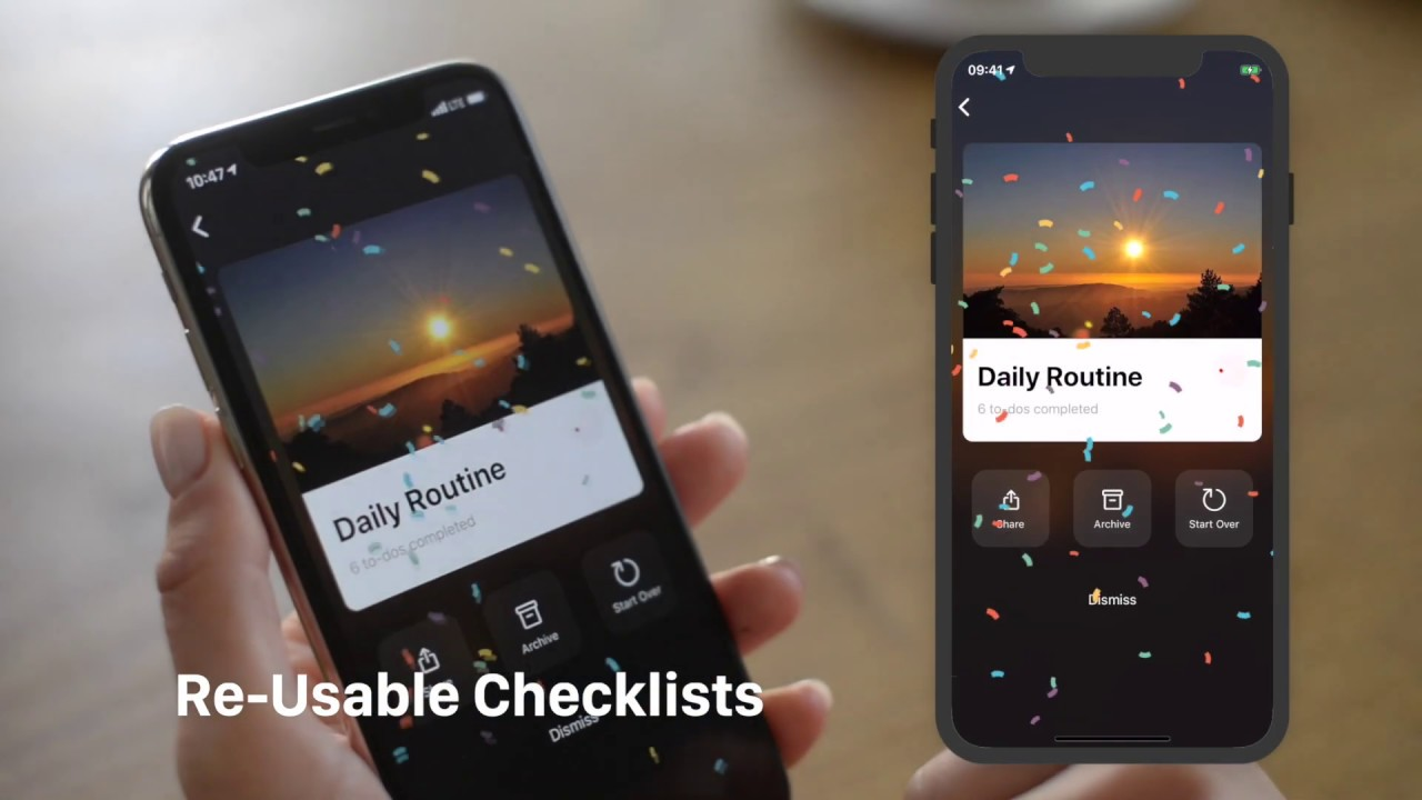 Pocket Lists — Friendliest To-Do List App — iOS & Web